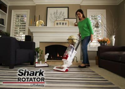 Shark Rotator Lift Away – Infomercial, Long-Form