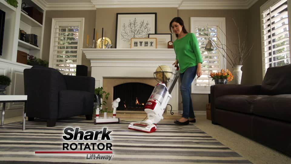 Shark Rotator Lift Away – Infomercial, Long-Form