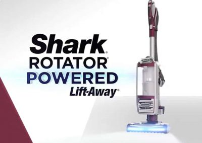 Shark Rotator Powered Lift-Away Short Form Campaign