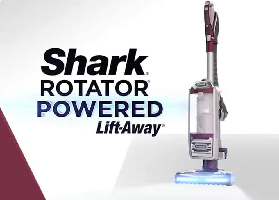 Shark Rotator Powered Lift-Away – :120