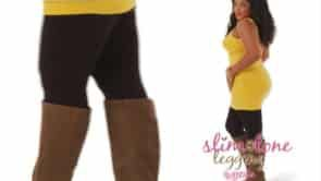 Slim & Tone Legging by Genie – Long-Form