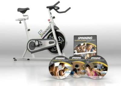 Spinning – Infomercial, Long-Form