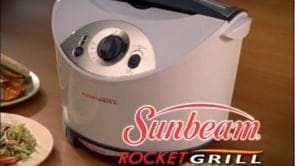 Sunbeam Rocket Grill Short Form DRTV Campaign
