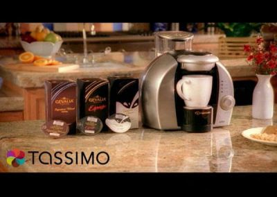 Tassimo Fresh Brew Coffee System – Infomercial, Long-Form