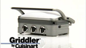 The Cuisinart Griddler – Infomercial, Long-Form