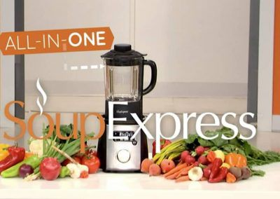 The Soup Express – Infomercial, Long-Form