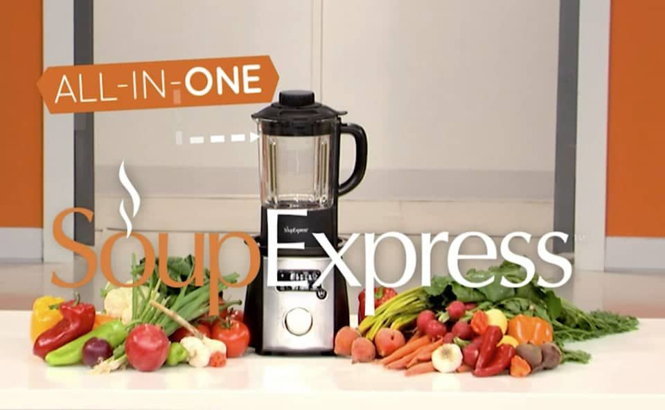 The Soup Express – Infomercial, Long-Form