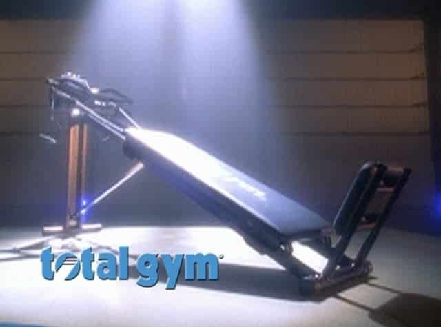 Total Gym – Infomercial, Long-Form