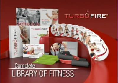 TurboFire – Infomercial, Long-Form