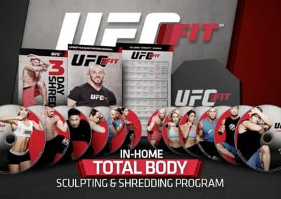 UFC Fit Long Form DRTV show