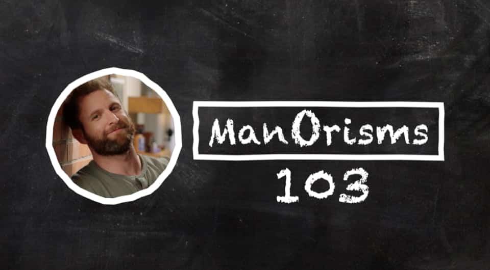WAHL ManOrisms 103