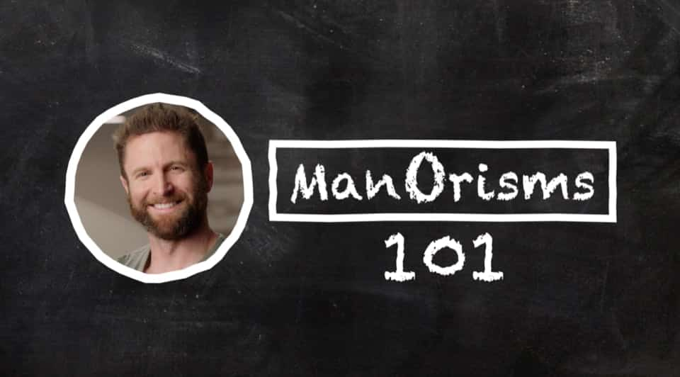 WAHL ManOrisms 101