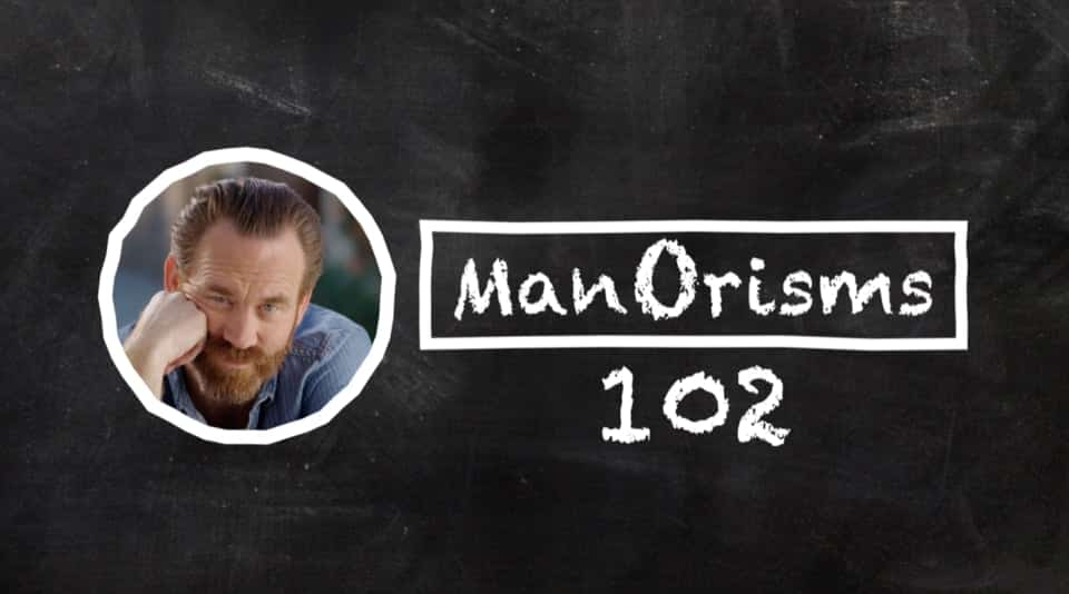 WAHL ManOrisms 102