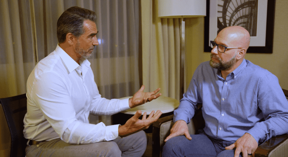 Tony Besasie of Cannella Response Television, Interview by Ken Kerry