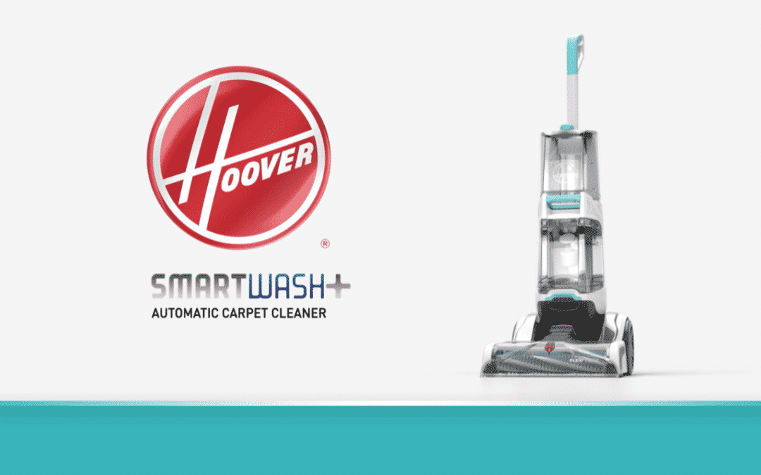 Hoover SmartWash+ – Long-Form