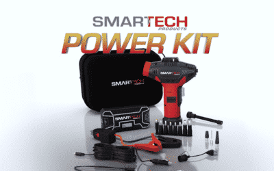 SMARTECH Power Kit Allows You to Charge Electronics and More in an Instant.