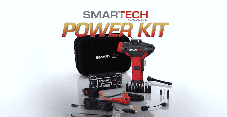 SMARTECH Power Kit Allows You to Charge Electronics