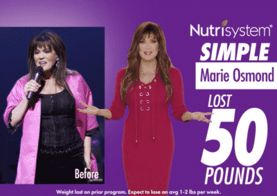 Nutrisystem with Marie Osmond – :60