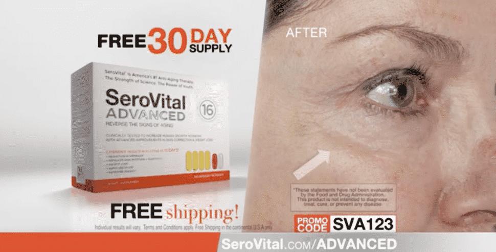 Serovital Commercial