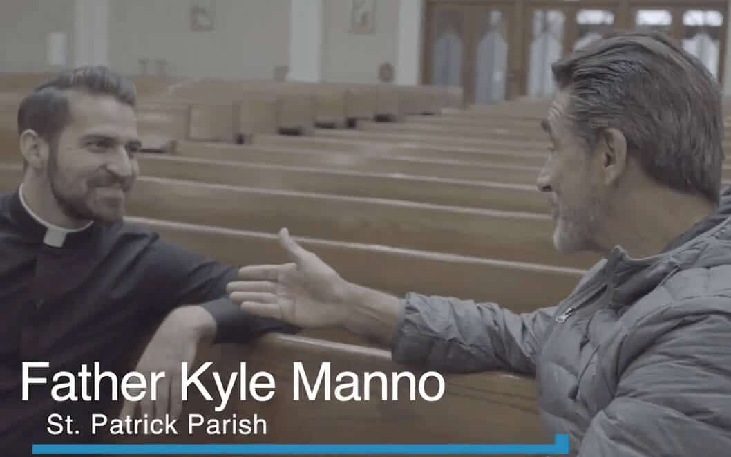 Ken Kerry's Interview with Father Manno