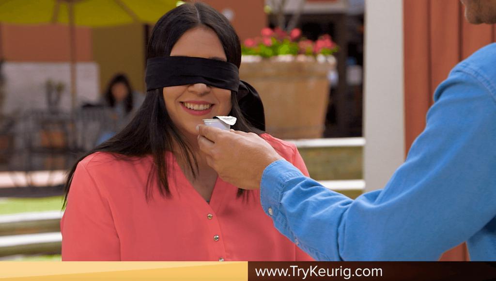 Try Keurig :60 v1 Man on the Street
