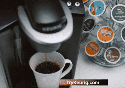 Try Keurig :60 v2 Let's Talk Testimonials
