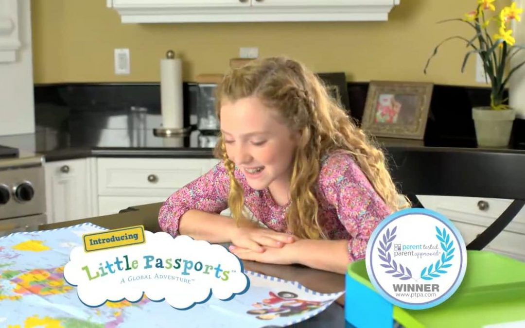Little Passports – :30