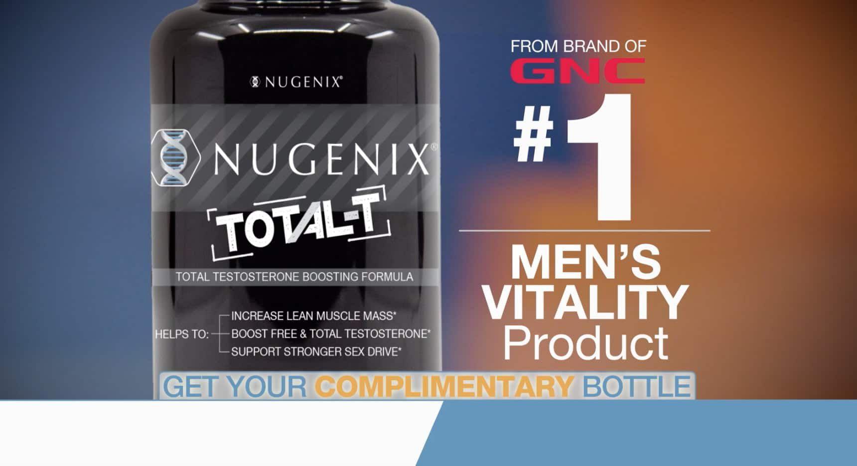 Nugenix Total T – :60 v2