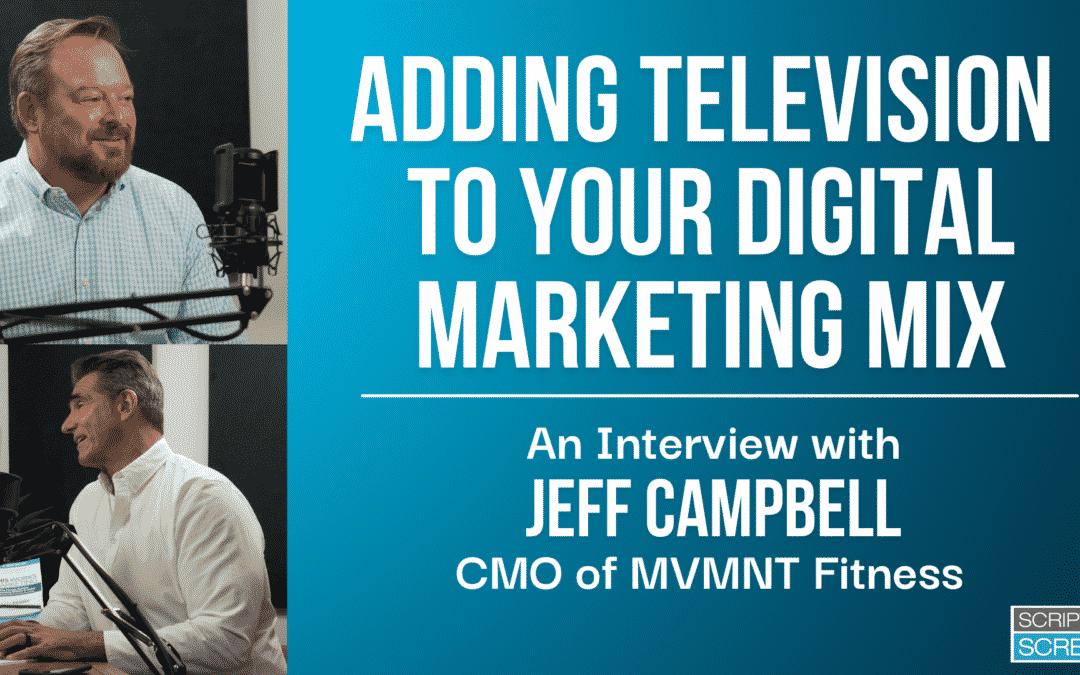Ken Kerry Interviews Jeff Campbell, CMO of MVMNT Fitness