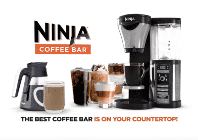 Ninja Coffee Bar – Mid-Form