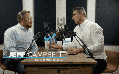 Ken Kerry Interviews Jeff Campbell, CMO of MVMNT Fitness