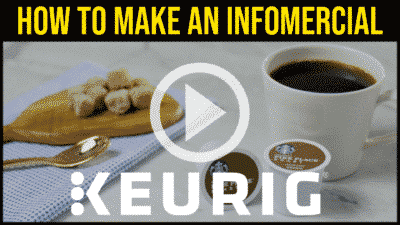How to Make an Infomercial Featuring Keurig