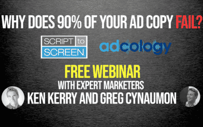 Why 90% of Ad Copy Fails Webinar with Dr. Greg Cynaumon