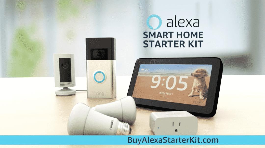Amazon Alexa Smart Home Starter Kit – Infomercial, Long-Form