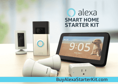 Amazon Alexa Smart Home Starter Kit – Infomercial, Long-Form