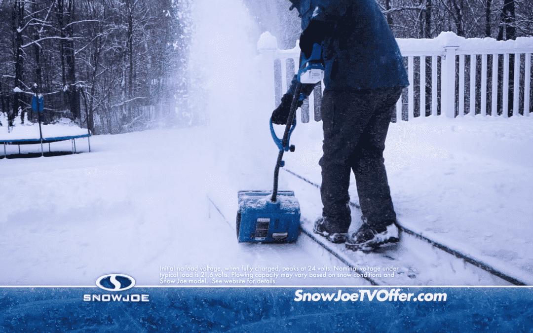 Snow Joe – Mid-Form