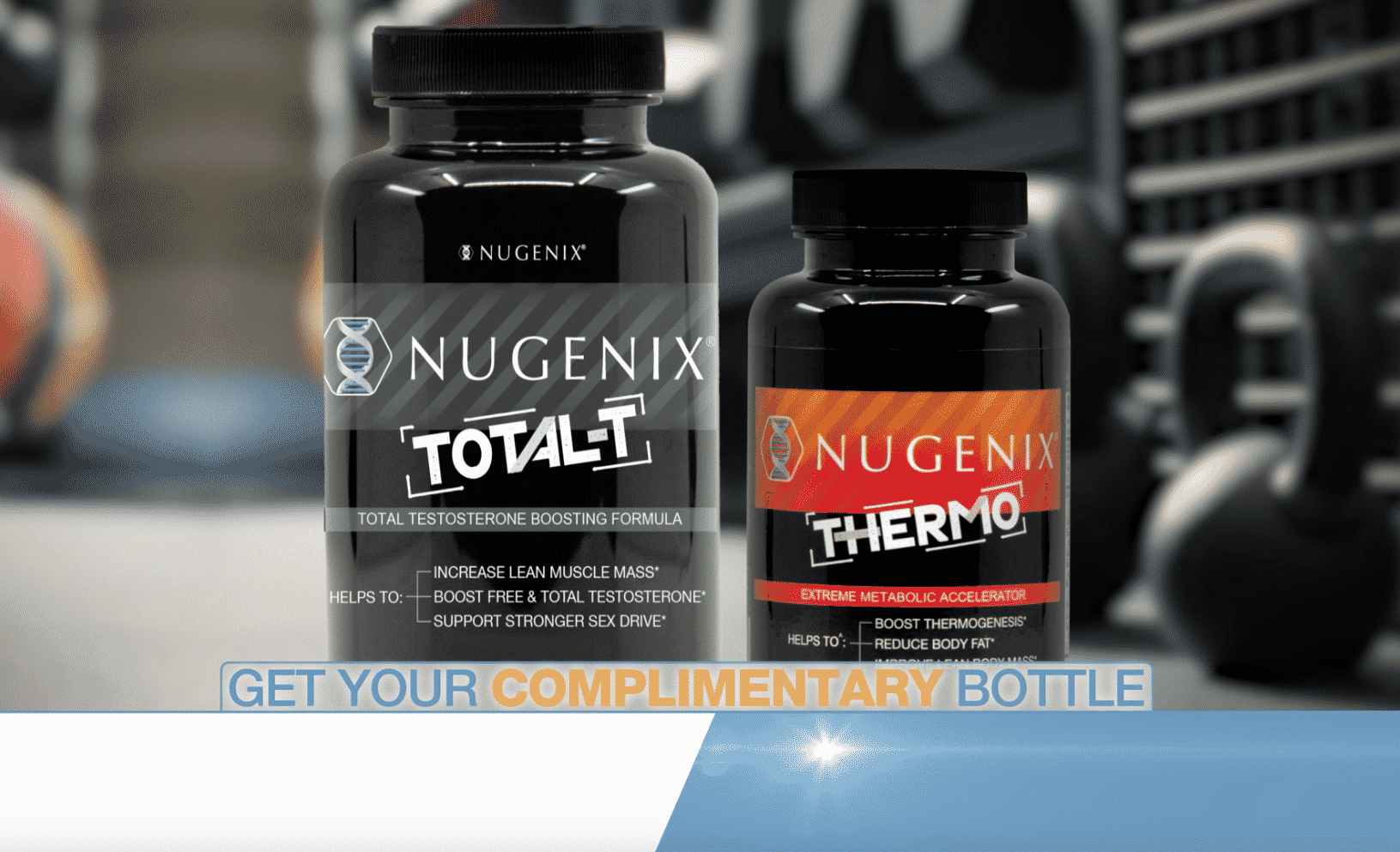 Nugenix Total-T Gym-Thermo- :60
