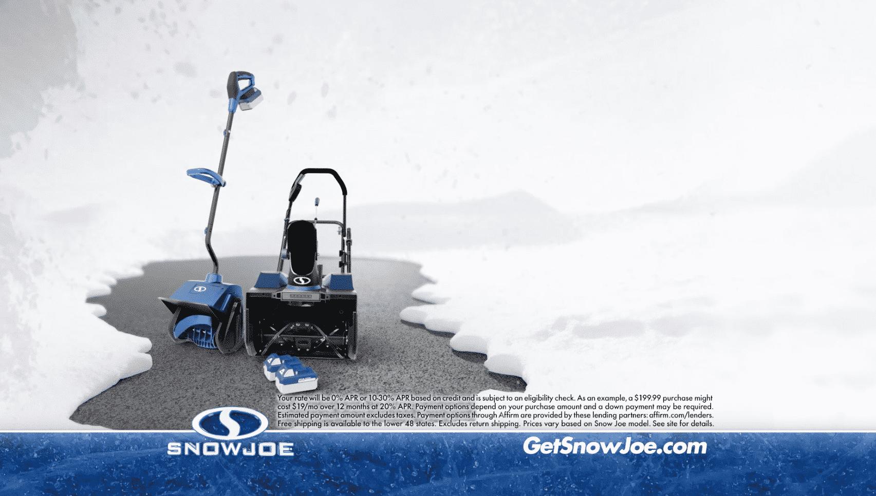Snow Joe :60