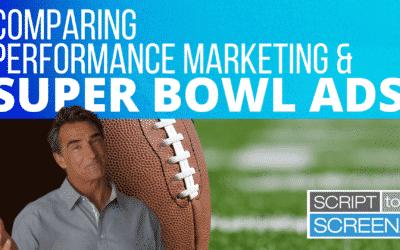 Super Bowl Advertising vs. Performance Advertising