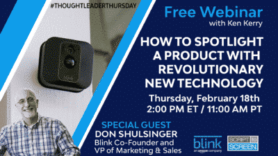 Watch How to Spotlight a Product With Revolutionary New Technology