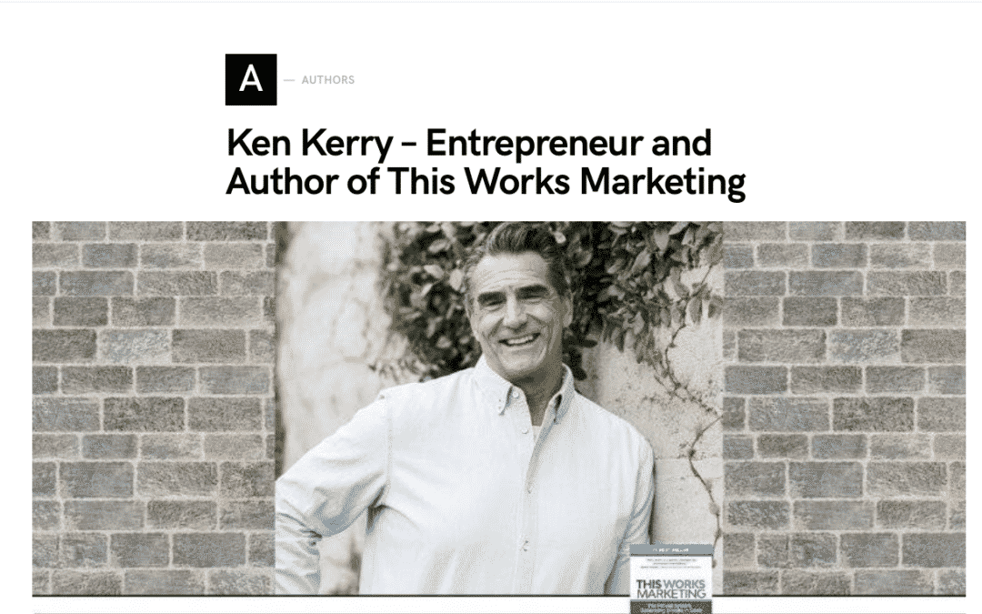 Ken Kerry Interviewed By BillionSuccess.com