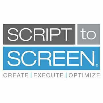 A Picture of Script to Screen
