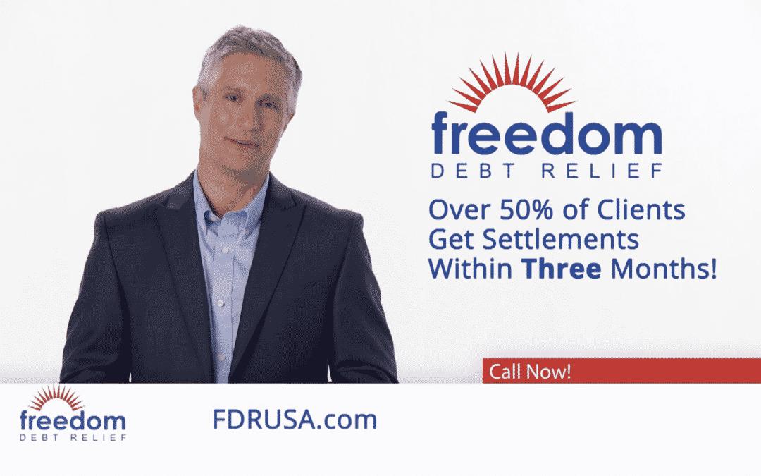 Freedom Debt Relief :60