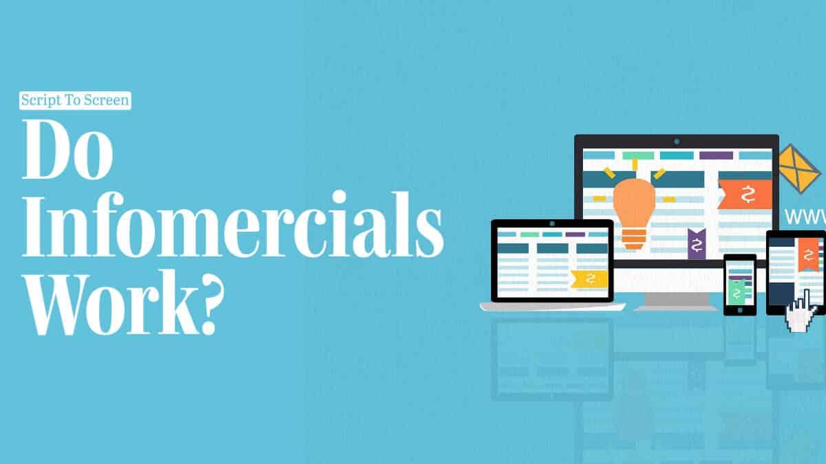 Do Infomercials Work Banner