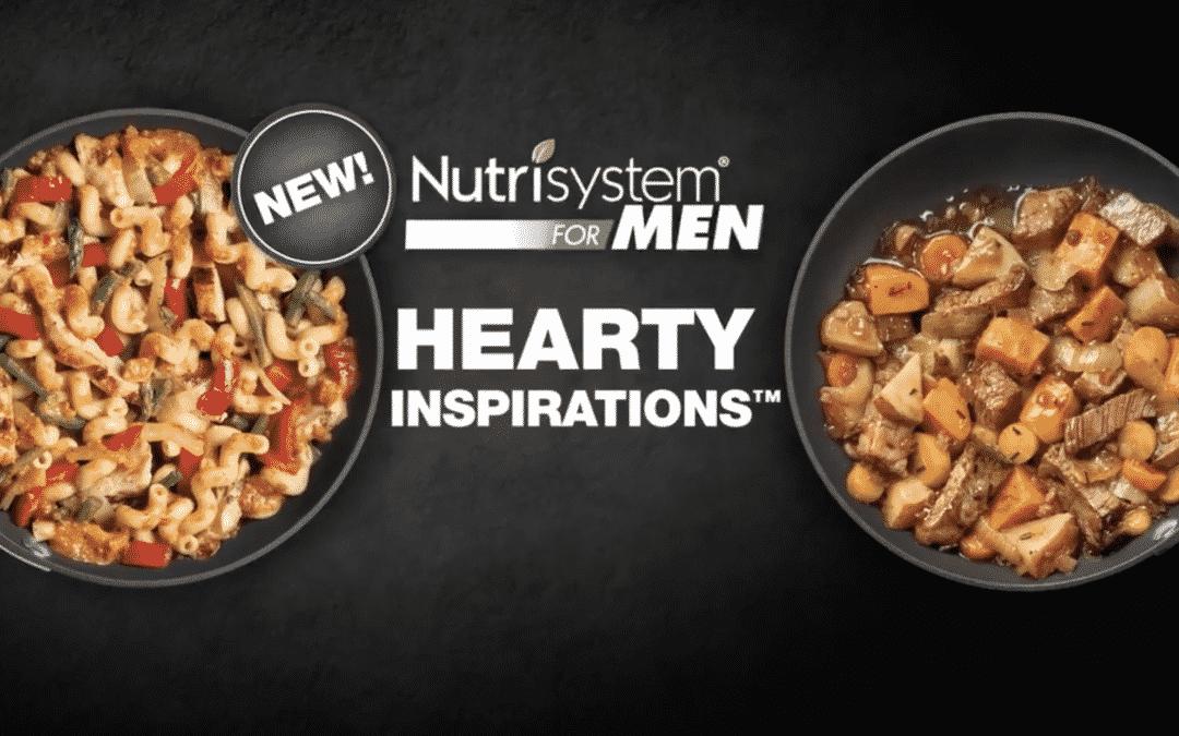 Nutrisystem for Men Hearty Inspirations :60