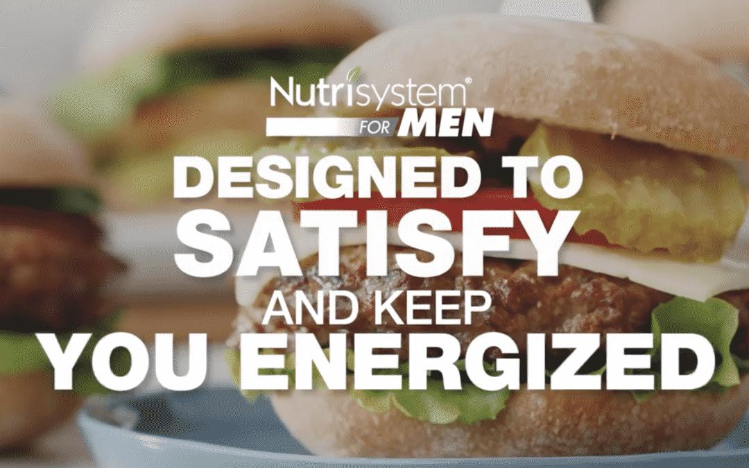 Nutrisystem for Men Get the Edge :30